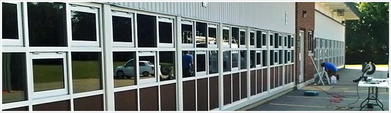 Elizabeth Wynwood Alternative School Windows Replacement