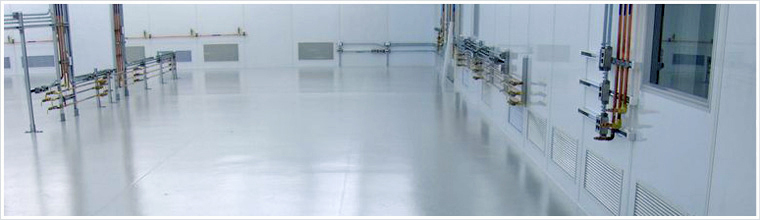 Pharmaceutical Lab Cleanroom Rebuilding and Renovation