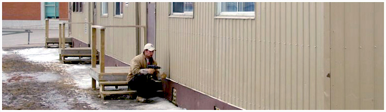 Portable Classroom Construction, Renovations, Repairs